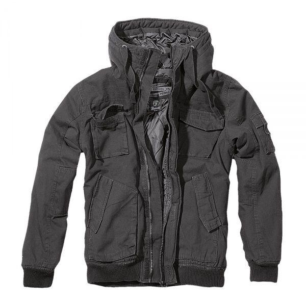 Куртка Brandit Bronx Jacket XL Black (3107.2)