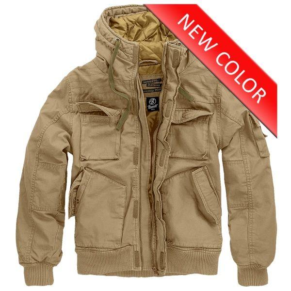 Куртка Brandit BronxJaket MCamel (3107.70)