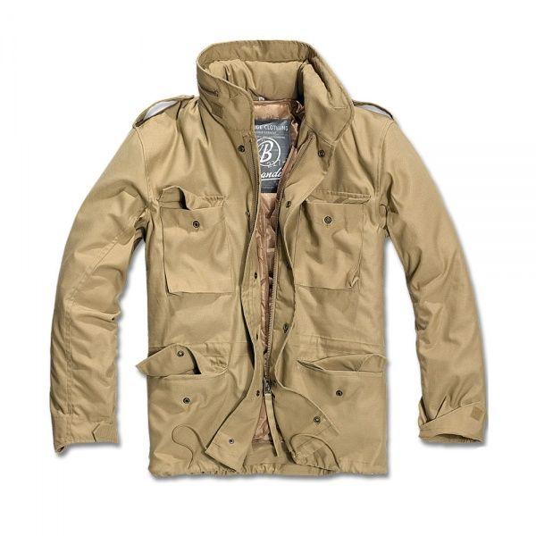 Куртка Brandit M-65 Classic L Camel (3108.70)