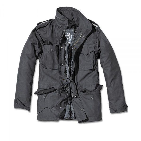 Куртка Brandit M-65 Classic XL Black (3108.2)