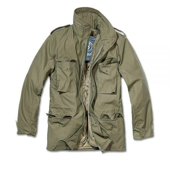 Куртка Brandit M-65 Classic XXL Olive (3108.1)