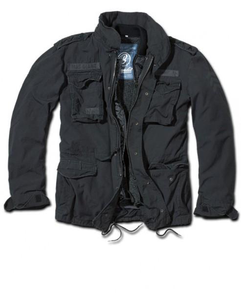 Куртка Brandit M-65 Giant Black (L)