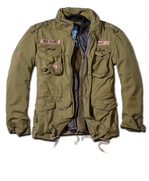Куртка Brandit M-65 Giant Olive (XXL)