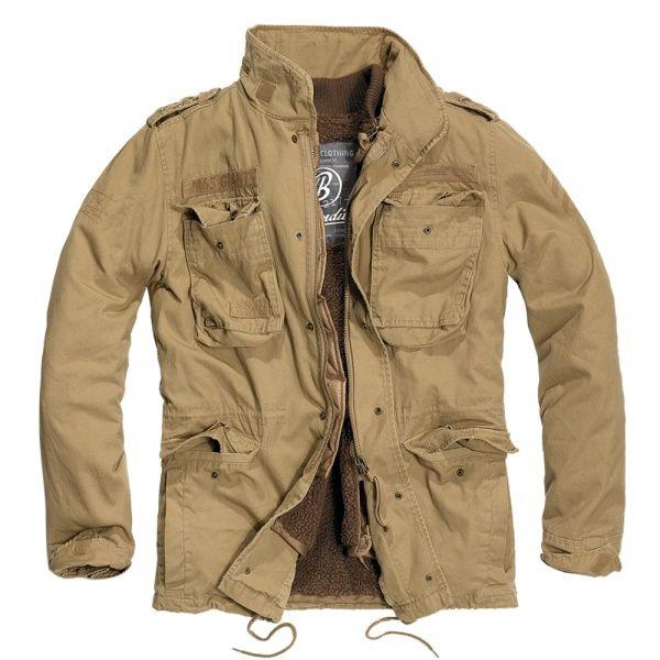 Куртка Brandit M-65 Giant S Camel (3101.70)