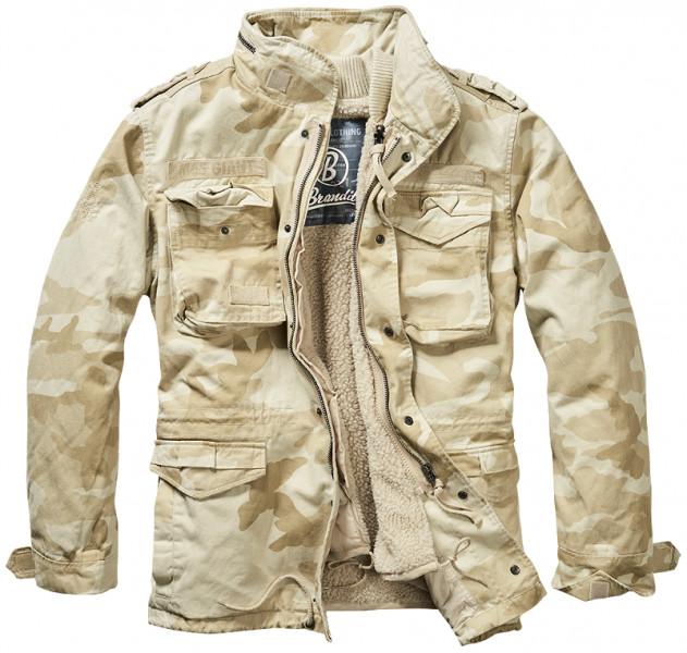 Куртка Brandit M-65 Giant L Sandstorm (3101.11)