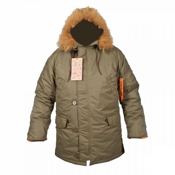Куртка Chameleon Аляска Classic N-3B OD (XXL)