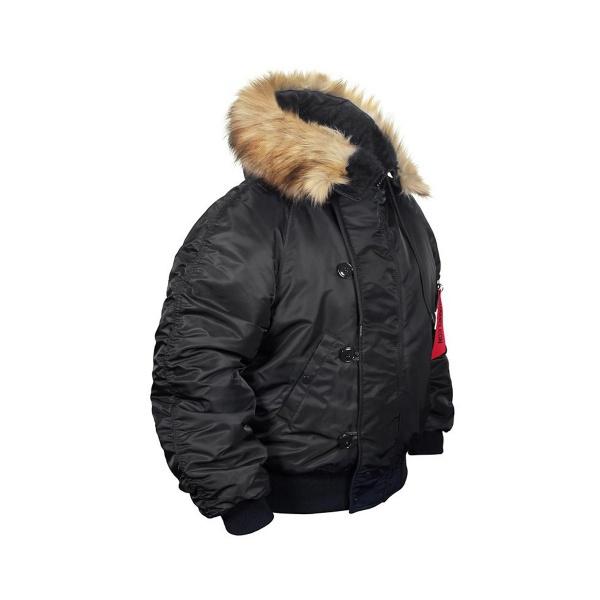 Куртка Chameleon Аляска N-2B Slim 0704-04 48-50 Black