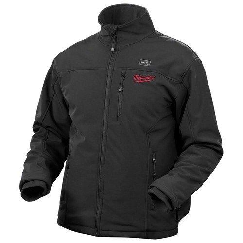 Куртка с подогревом Milwaukee М12HJ Black-0 р.ХL Полиэстер (P4933433783)