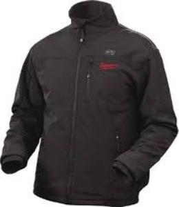 Куртка с подогревом Milwaukee М12HJ Black-201 р.ХL Полиэстер (P4933446024)