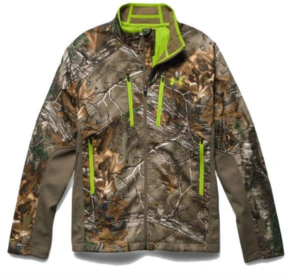 Куртка Under Armour Storm Softershell Realtree XL (54-56UA)