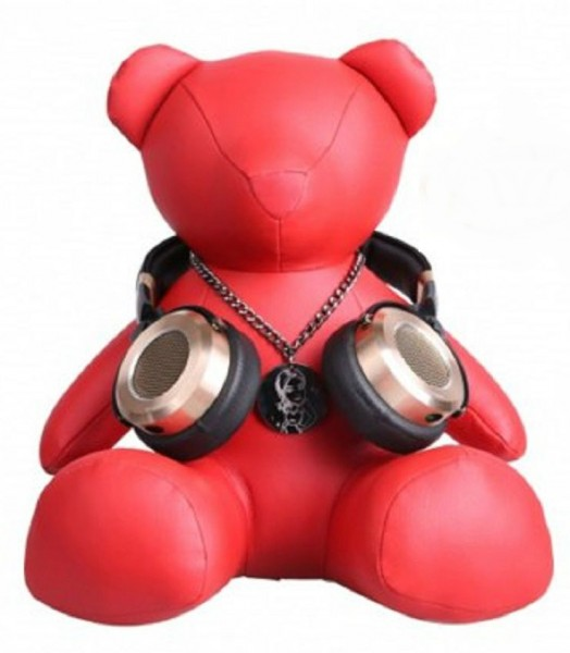 Игрушка Xiaomi 1More Bear Red