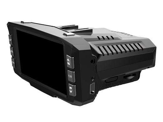 Видеорегистратор с радаром Stealth MFU 630
