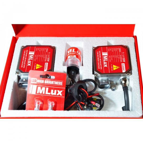 Комплект ксенонового света MLux H7 4300K