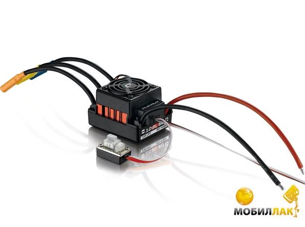 Влагозащищённый б/к регулятор хода Hobby Wing QUICKRUN WP-10BL60 60A для автомоделей (HW30105060004)