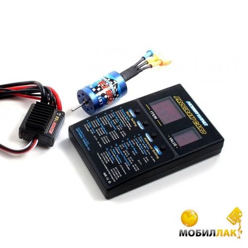 Бесколлекторная система Hobby Wing Ezrun COMBO A2 2030 5200KV 18A для автомоделей (HW81030010)