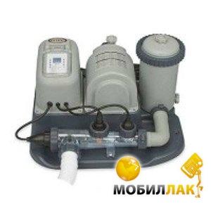 Комбо система соленой воды и озонирование Intex 56608