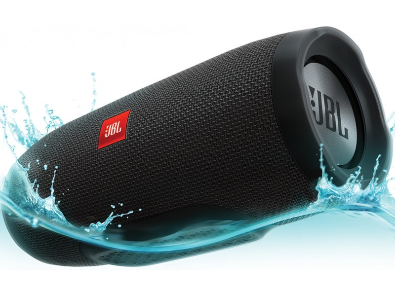 Акустика JBL Charge III Waterproof Black