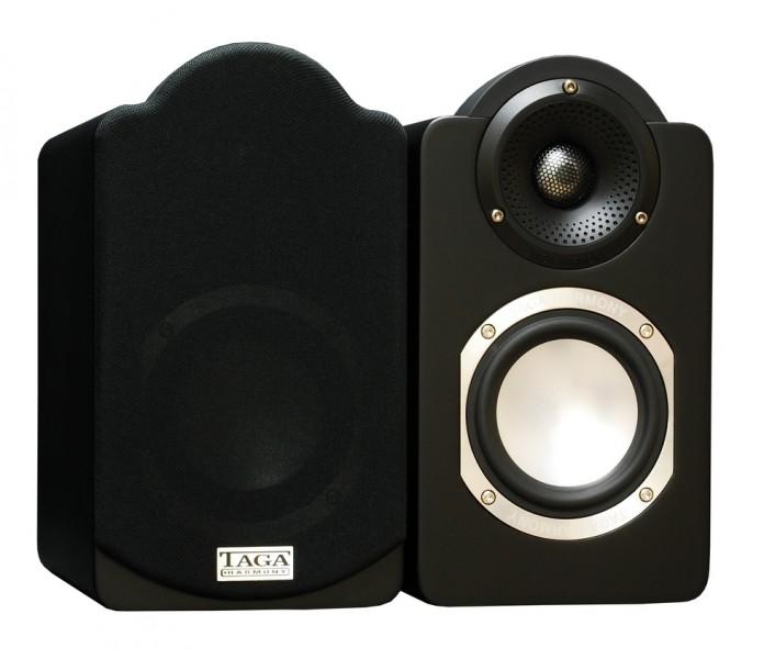 Полочная акустика Taga Harmony Platinum S-90-MB Slim