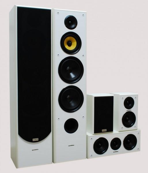 Комплект акустики для домашнего кинотеатра Taga Harmony TAV-606SE-W Special Edition