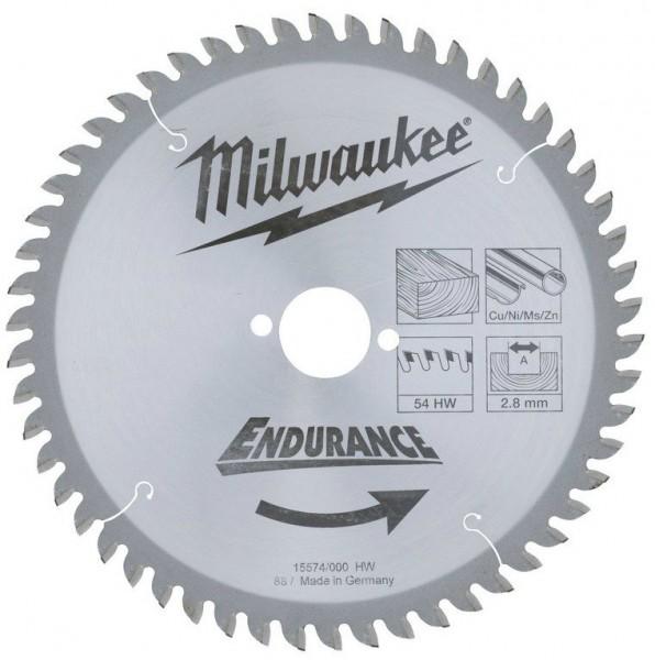 Диск пильный по дереву Milwaukee 250х3.2х30 мм Z 48 (P4932352139)