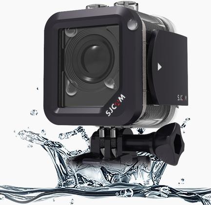 Экшн-камера SJCam M10 WiFi Black