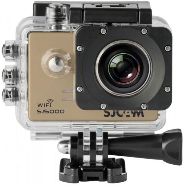 Видеокамера SJCam SJ5000 Wi-Fi Gold