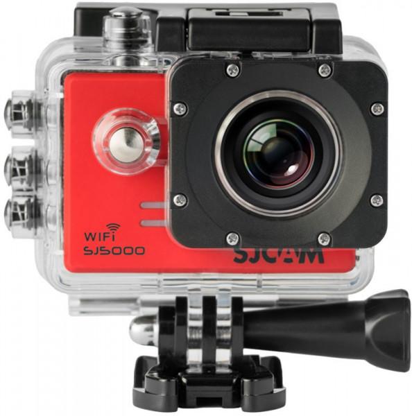 Видеокамера SJCam SJ5000 Wi-Fi Red