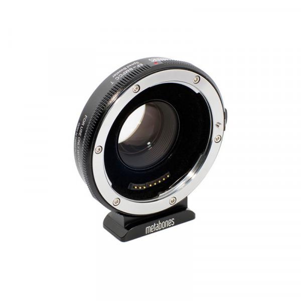 Переходник для объективов Canon EF на Blackmagic Pocket Cinema Camera (MB_SPEF-BMPCC-BT1)