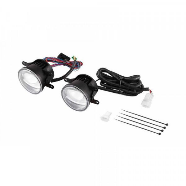 Светодиодные (LED) фары Osram LEDriving FOG PL 103 Silver 6000K 12V (LEDFOG103-SR) 2 шт
