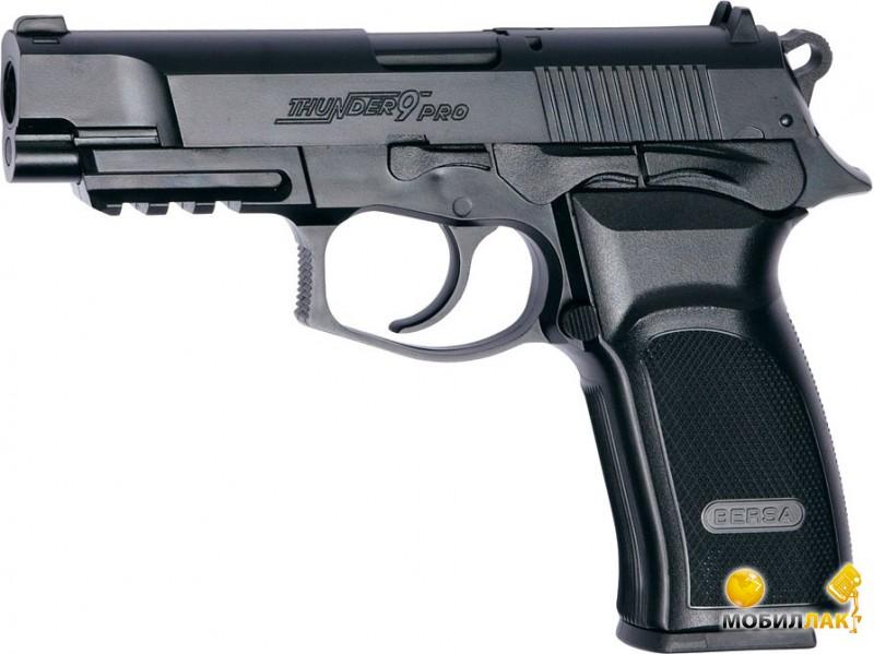 Пистолет пневматический ASG Bersa Thunder 9 Pro 4,5 мм (17302)