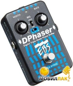 Бас-гитарная педаль эффектов EBS DP Dphaser