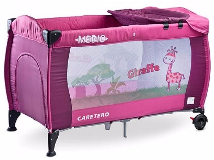 Манеж Caretero Medio Classic Purple