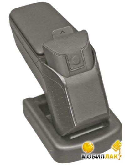 Подлокотник ArmSter 2 для Chevrolet Aveo 06-/ZAZ Vida 11- FE Black (V00263)