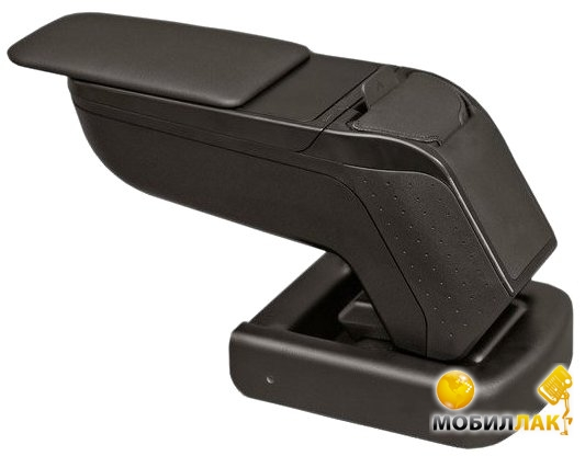 Подлокотник ArmSter 2 для Black Fiat 500 08- Black (V00273)