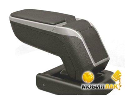 Подлокотник ArmSter 2 для Skoda Yeti 09- Grey Sport (V00387)