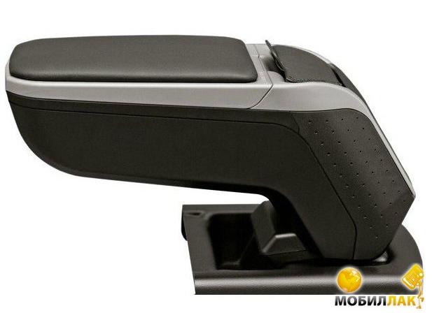 Подлокотник ArmSter 2 для Kia Rio Russian Plant 2012- Grey Sport (V00406)