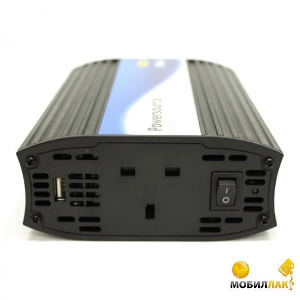 Автоинвертор Ring PowerSource 12V, 500W