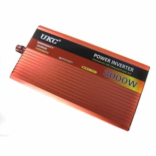 Преобразователь UKC 12V-220V AR 3000W