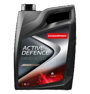 Масло моторное Champion Active Defence 15W-40 SF/CD 60л