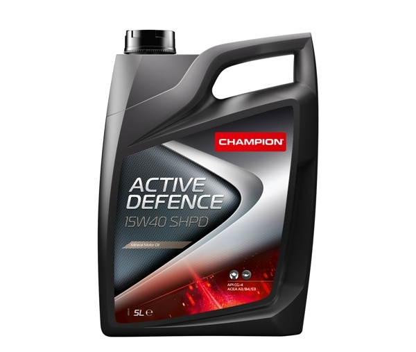 Масло моторное Champion Active Defence 15W-40 SHPD 205л