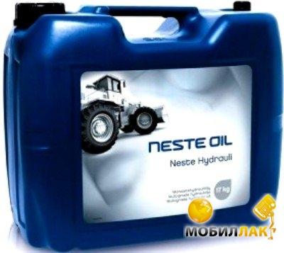 Масло гидравлическое Neste Hydrauli Super 68 20л (HVLP)