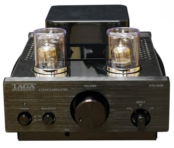 Усилитель ламповый с Bluetooth Taga Harmony HTA-500B-B