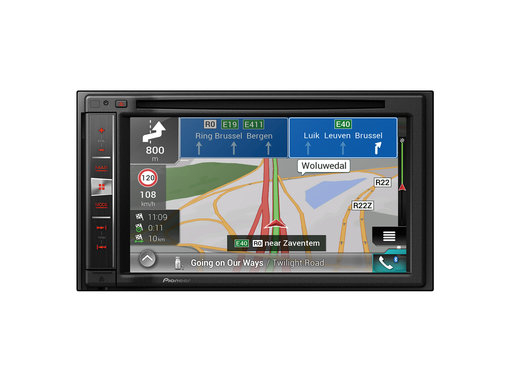 Автомагнитола Pioneer AVIC-F980BT Navigation-TV