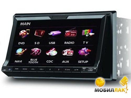 Автомагнитола Luxury 874/ 1021 (889)