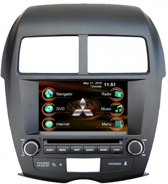 Автомагнитола Road Rover для Mitsubishi ASX