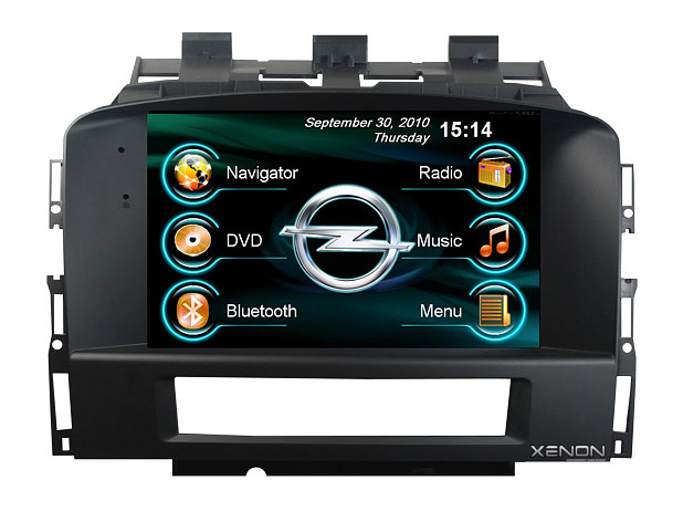 Автомагнитола Road Rover для Opel Astra