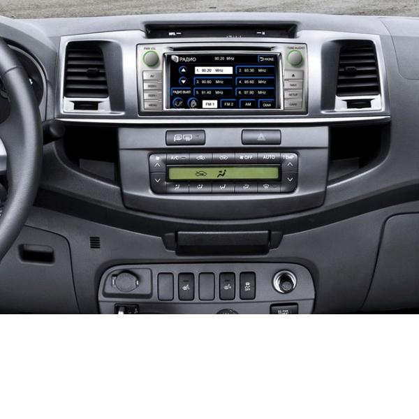 Автомагнитола Road Rover для Toyota Hilux 2012+