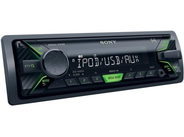 Магнитола Sony DSX-A202 UI