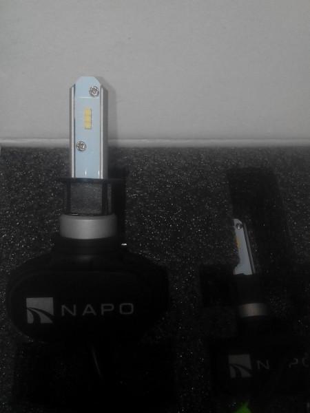 Светодиодные лампы Philips NAPO H3 6000K 25W LED