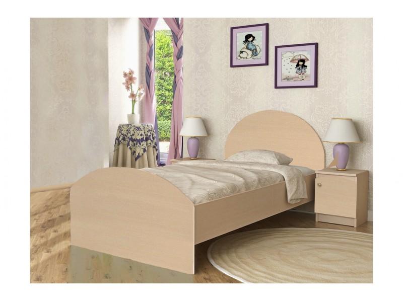 Детская кровать Вальтер-С Веер 90x190 (KFV-9)